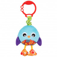 PLAYGRO pakabinamas žaislas Wiggly Poppy Penguin, 0186973 0186973