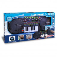 BONTEMPI DJ įranga su mikrofonu, 18 1000 18 1000