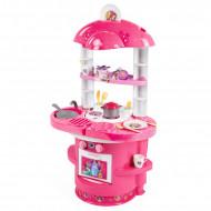 SMOBY pirmoji virtuvė Disney Princess, 7600310707 7600310707