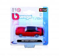 BBURAGO 1/64 automodelis Vehicles, asort., 18-59000 18-59000