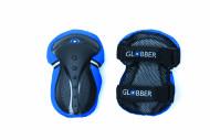 GLOBBER kelių ir alkūnių apsaugų rinkinys, mėlynas Junior XXS RANGE A (25KG),540-100 540-100