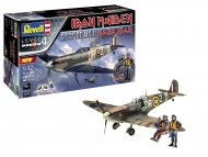 REVELL 1:32 modelis Spitfire Mk.II Aces High Iron Maiden, 5688 05688