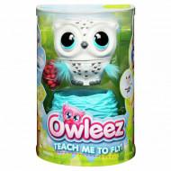 OWLEEZ interektyvus žaislas Pelėda, balta, 6046148/6055597 6046148