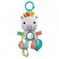 BRIGHT STARTS pakabinamas žaislas Rhino, 12275 12275