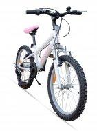 Vaikiškas dviratis QUURIO GEAR White 20'' EKBKOT-018