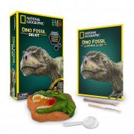 NATIONAL GEOGRAPHIC rinkinys Dinosaur Dig Kit, NGDINO NGDINO