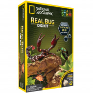 NATIONAL GEOGRAPHIC rinkinys Bug Dig Kit, NGBUG NGBUG
