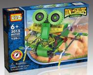 Robotas Dinozauras, 3015