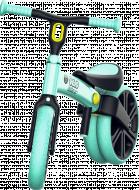 YVOLUTION balansinis dviratis YVelo Junior 2018  žalias, 101048 101048
