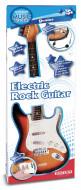 BONTEMPI elektroninė gitara su diržu ir mikrofonu, 24 1310 24 1310