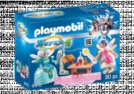 PLAYMOBIL SUPER 4 Wise Fairy su Winkle, 9410 9410