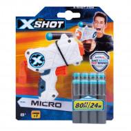 XSHOT žaislinis šautuvas Micro, 3613 3613