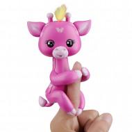 FINGERLINGS elektroninis žaislas žirafa Meadow, rožinis, 3555 3555