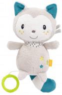 BABYFEHN Minkštas muzikinis žaislas Cat, 57089 57089
