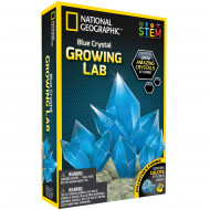 NATIONAL GEOGRAPHIC rinkinys Crystal Grow Blue, NGBCRYSTAL NGBCRYSTAL