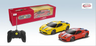 RASTAR automodelis valdomas RC 1:24 Ferrari Speciale, 71900 71900