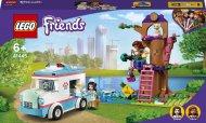 41445 LEGO® Friends Veterinarijos klinikos greitosios pagalbos automobilis 41445