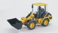 BRUDER traktorius krovėjas geltonas 10`, 02441 02441