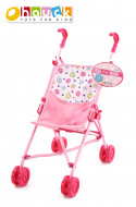 HAUCK lėlių vežimėlis Spring Doll Umbrella Stroller, D81014 D81014