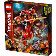 71720 LEGO® NINJAGO® Ugninio akmens robotas 71720