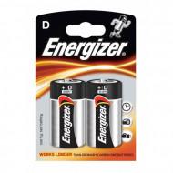 ENERGIZER baterijos LR20 D, blister*2