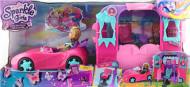 SPARKLE GIRLZ lėlės rinkinys grožio karavanas, 10071 10071