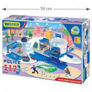 WADER būstinė policijos komandos 59x40x15cm, 53320 53320