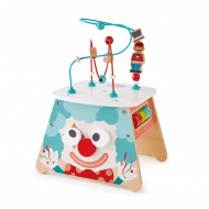 HAPE veiklos kubas Light-Up Circus, E1813 E1813