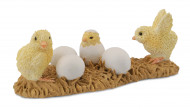 COLLECTA besiritantys viščiukai (s) 88480