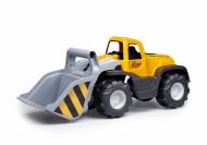 ADRIATIC buldozeris, 68 cm, geltonas, 898 898