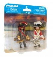 PLAYMOBIL DuoPack Piratas ir Didžiosios Britanijos karys, 70273 70273