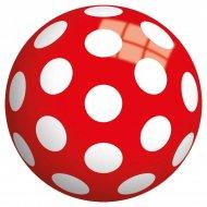 JOHN vinilinis kamuolys Dot, 230 mm, 50131/57131 50131 / 57131
