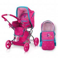 HAUCK vežimėlis lėlei Birdie, D86622 D86622