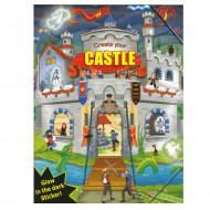 Spalvinimo knyga Sukurk savo pilį, 7909 7909