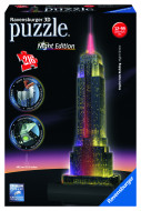 RAVENSBURGER dėlionė - pastatas Empire State Building, 216d., 125661 125661