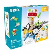 BRIO konstruktorius Builder Record Play, 34592 34592