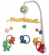 CANPOL BABIES muzikinė karuselė Žvėreliai su lanku 2/966 2/966