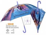 PERLETTI vaikiškas skėtis Frozen, 50240 50240