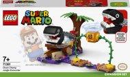 71381 LEGO® Super Mario Susidūrimas džiunglėse su Chain Chomp papildomas rinkinys 71381