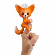 FINGERLINGS elektroninis žaislas lapiukas Mikey, oranžinis, 3571 3571