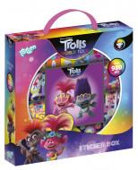 TOTUM lipdukų dėžė Trolls 2, 770546 770546