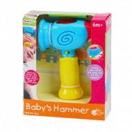 PLAYGO INFANT&TODDLER plaktukas žaislinis 6mėn.+, 2636 2636