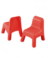 ELC Plastic Chairs, 118167 118167