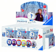 RAVENSBURGER 3D dėlionė Frozen 2, 27d., 11168 11168