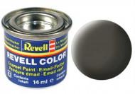 Revell dažai emaliniai greenish 14ml pilki matiniai 32167