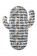 BESTWAY pripučiamas čiužinys Summer Quotes Cactus, 1.85m x 1.55m, 43260 43260