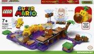 71383 LEGO® Super Mario Vikšro nuodingosios pelkės papildomas rinkinys 71383