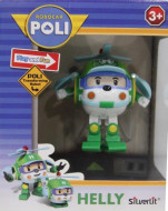 ROBOCAR POLI lėktuvas-robotas MINI HELLY, 83048