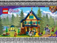 41683 LEGO® Friends Miško jodinėjimo centras 41683