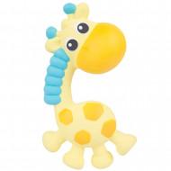 PLAYGRO pilnai uždaras apsaugotas nuo pelėsio cypiantis kramtukas, Žirafytė Džeri, 0186970